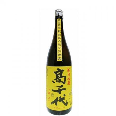 高千代 純米吟醸 一本〆(限定流通酒)<br>【720ml】