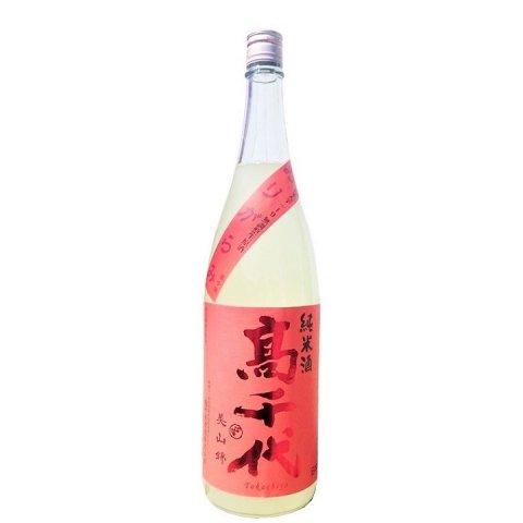 高千代 美山錦 辛口純米+19 おりがらみ生原酒<br>【720ml】