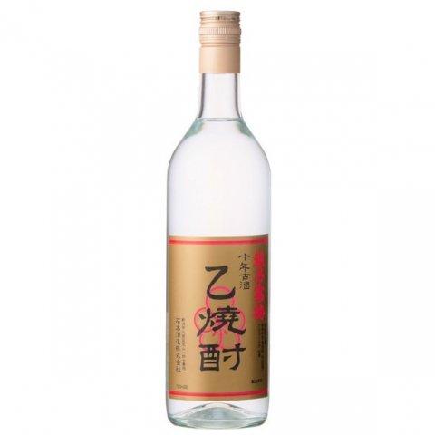 越乃寒梅 十年古酒 乙焼酎≪化粧箱入≫<br>【720ml】