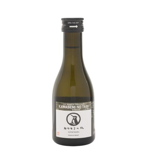 [お取り寄せ]純米原酒 カワセミの旅<br>【180ml】