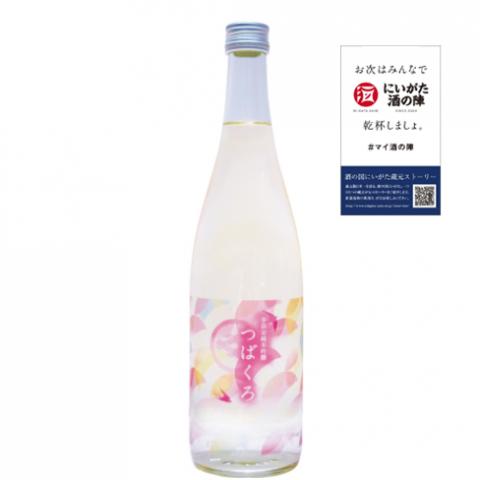 今代司 春限定純米吟醸 つばくろ 酒の陣ネックポップ付<br>【720ml】