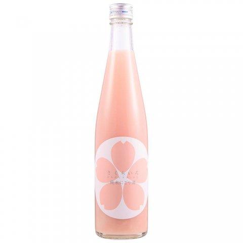 鮎正宗 さくらいろ SAKURAIRO 純米にごり酒<br>【500ml】