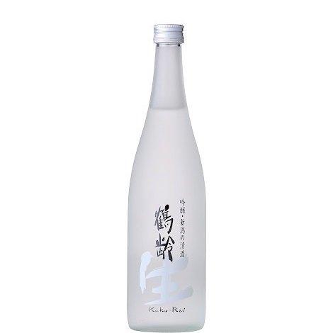 [お取り寄せ]鶴齢 吟醸生酒<br>【720ml】