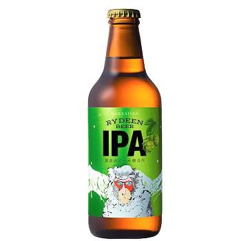 [クール便]八海山 ライディーンビール・IPA RYDEEN BEER WEIZEN<br>【330ml×12】