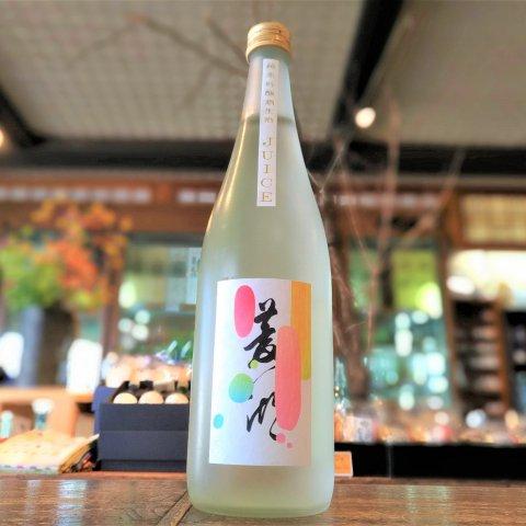 菱湖(りょうこ) 純米吟醸 生 JUICE(特約店限定)<br>【720ml】