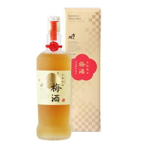 [お取り寄せ]吉乃川 長期熟成梅酒<br>【720ml】