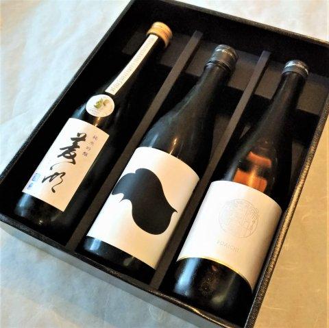 特約店限定販売酒3本セットB<br>【720ml×3】