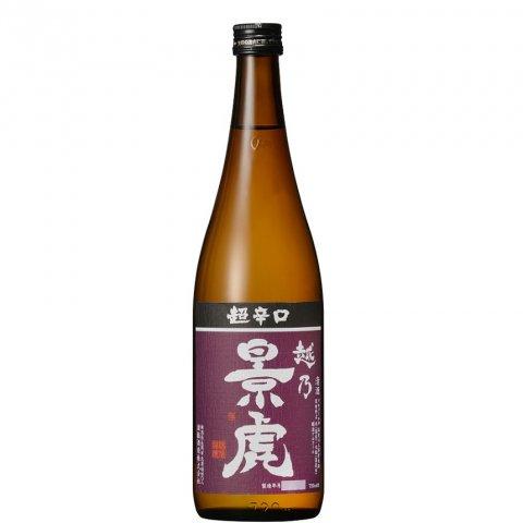 [お取り寄せ]越乃景虎 超辛口 普通酒<br>【720ml】