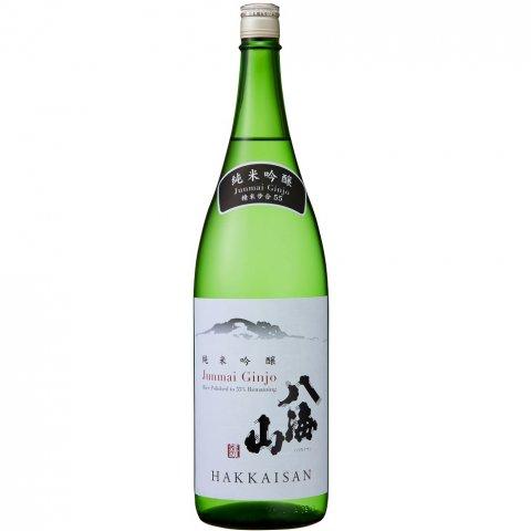 [10月上旬入荷予定]純米吟醸 八海山 55%<br>【1800ml】