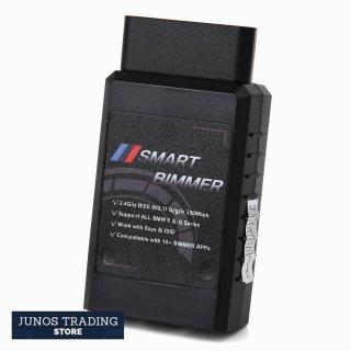 【SmartBimmer ENET Wi-Fi アダプタ】 - BimmerCode、MHD Flasher、MG Flasher、xHP、THORなど多くのBMWチューニングアプリに対応