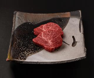【大黒千牛】特選ヘレ(ステーキ)<br>150g<br>※焼肉用にも出来ます。