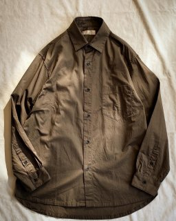 【COLINA】Wide shirts/コリーナ ワイドシャツ
