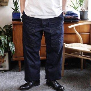 【SASSAFRAS】Fall Leaf Tough Pants(denim)/ササフラス -フォールリーフタフパンツ(デニム)-