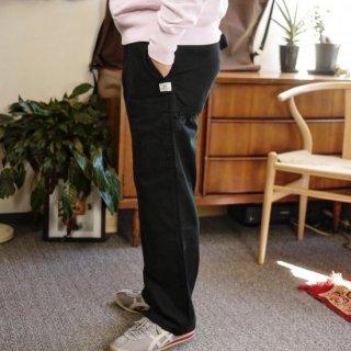 【SASSAFRAS】Fall Leaf Tough Pants(satin) /ササフラス -フォールリーフタフパンツ(サテン)-