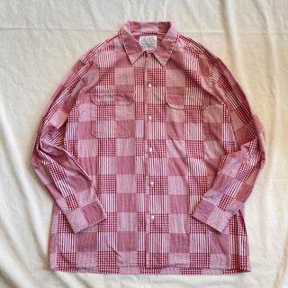【SUNNY ELEMENT】Coast Shirt(Check)/サニーエレメント コーストシャツ(チェック)
