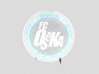 FC大阪色紙