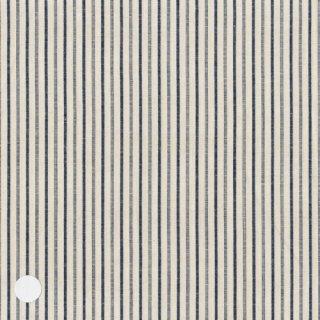 綿ウールアイボリーストライプ
