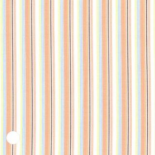 スウィートオレンジマルチツイルストライプ