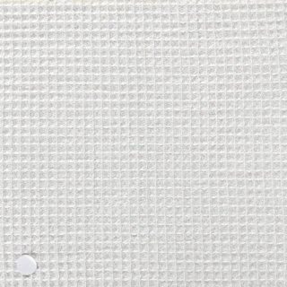 麻綿オフホワイトワッフル