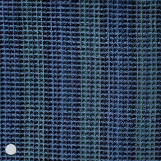 ブラックウォッチストライプワッフル(ブルー)