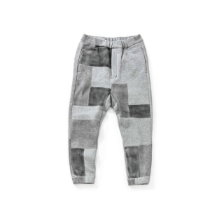 <img class='new_mark_img1' src='https://img.shop-pro.jp/img/new/icons23.gif' style='border:none;display:inline;margin:0px;padding:0px;width:auto;' />Sweat Easy Rib Patchwork Pants