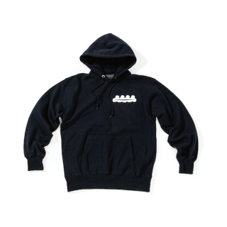 muta Trimming Pocket Hooded Sweatshirt