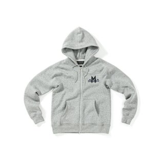 muta Freedom Sleeve Zip-up Hooded Sweatshirt