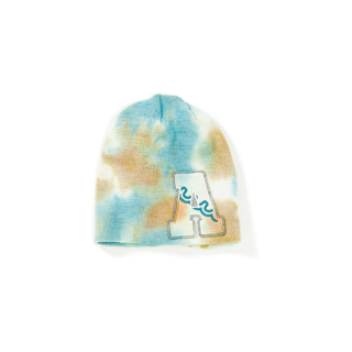 muta TIE-DYE Back Pool Knit Cap
