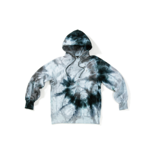 <img class='new_mark_img1' src='https://img.shop-pro.jp/img/new/icons23.gif' style='border:none;display:inline;margin:0px;padding:0px;width:auto;' />Spiral Tie-dye Hooded Sweatshirt