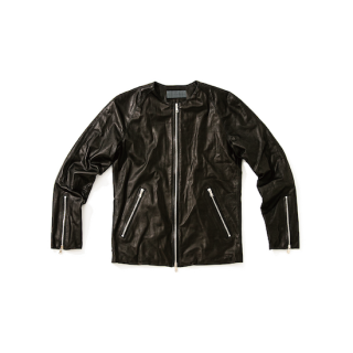 <img class='new_mark_img1' src='https://img.shop-pro.jp/img/new/icons23.gif' style='border:none;display:inline;margin:0px;padding:0px;width:auto;' />ultra-thin leather no collar riders