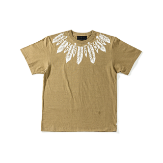 Feather Paint Tee