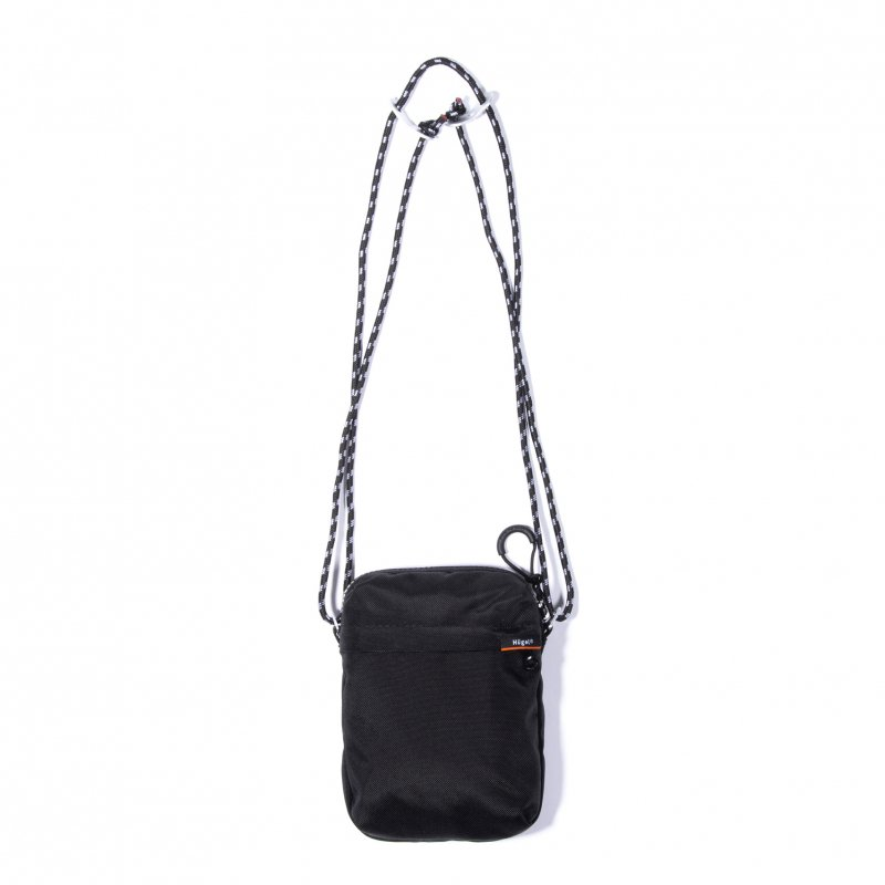 MINI SHOULDER POUCH / BLACK, KHAKI, NAVY