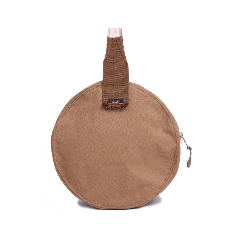 <img class='new_mark_img1' src='https://img.shop-pro.jp/img/new/icons8.gif' style='border:none;display:inline;margin:0px;padding:0px;width:auto;' />CANVAS BALL BAG M / BROWN