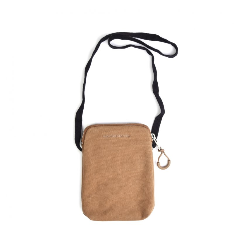<img class='new_mark_img1' src='https://img.shop-pro.jp/img/new/icons8.gif' style='border:none;display:inline;margin:0px;padding:0px;width:auto;' />CANVAS MINI POUCH/ BROWN