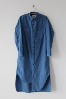 OUTIL   CHEMISIER CHIS (BLUE)