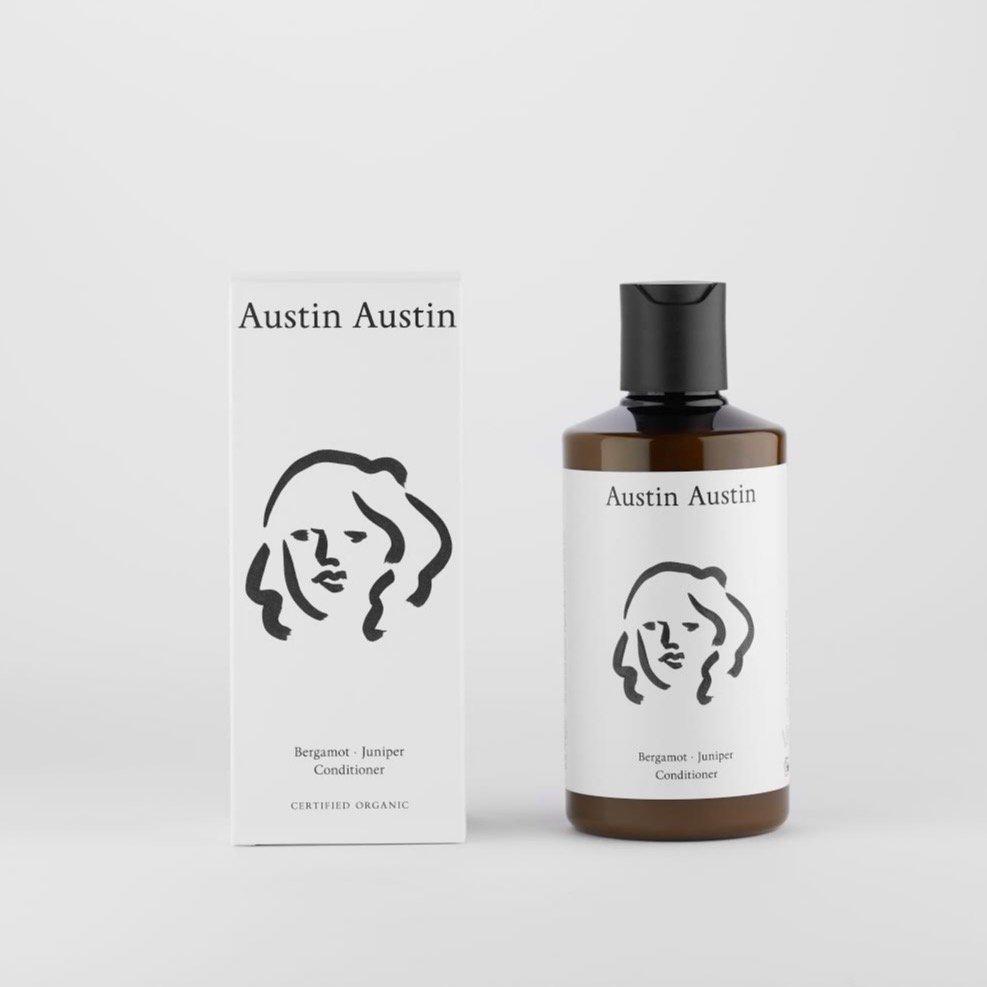 Austin Austin<br>bergamot & juniper conditioner