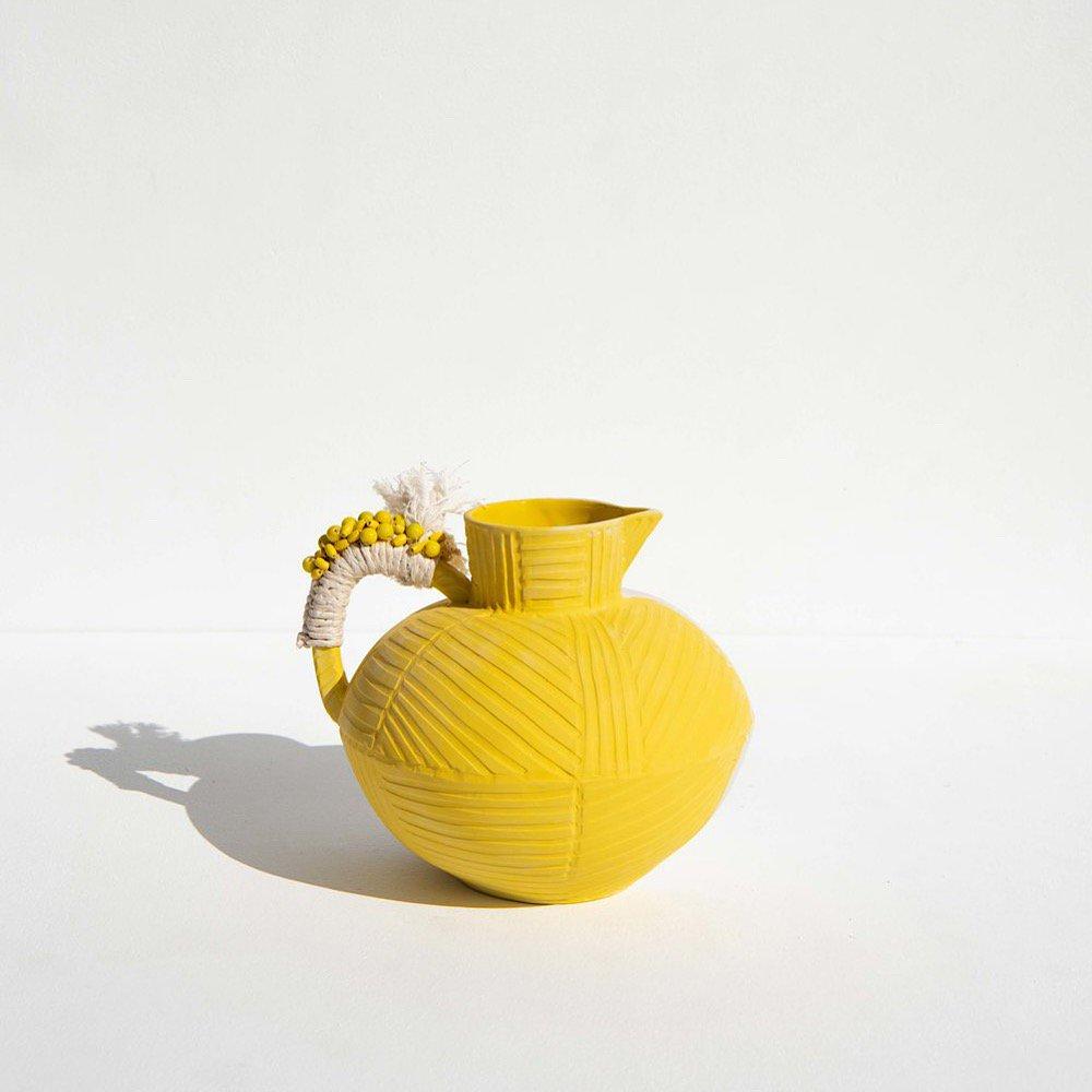 Anna Westerlund<br>sunshine round jug