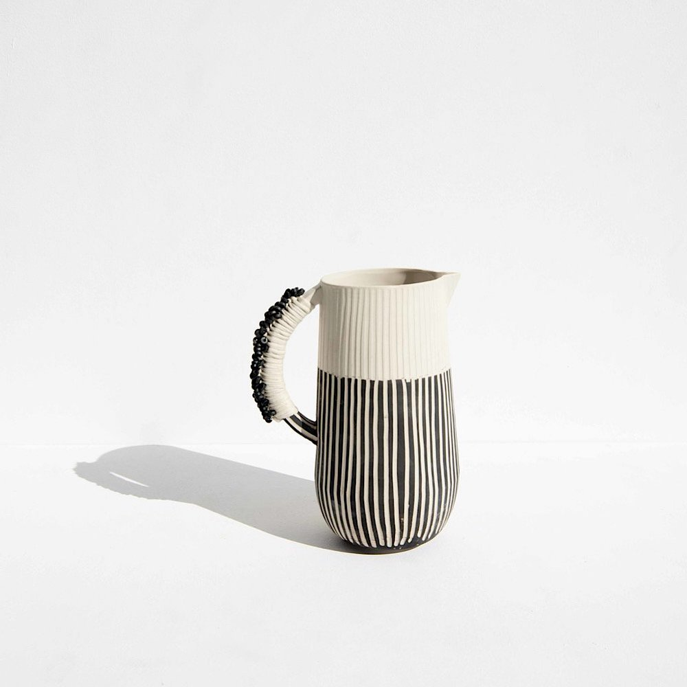 Anna Westerlund<br>tribal tall jug