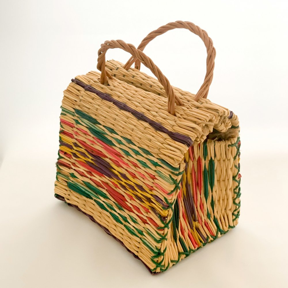 Portuguese basket bag