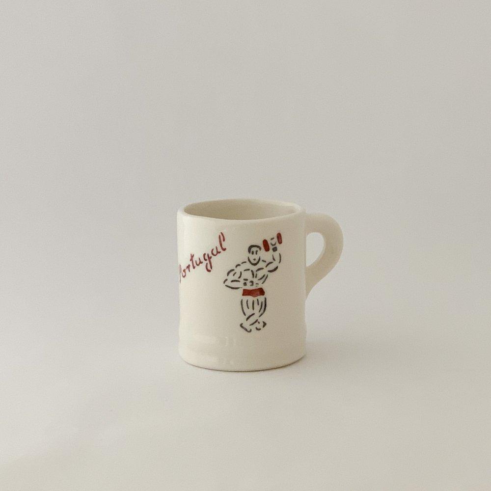 Oficina da Formiga<br>muscle man mug