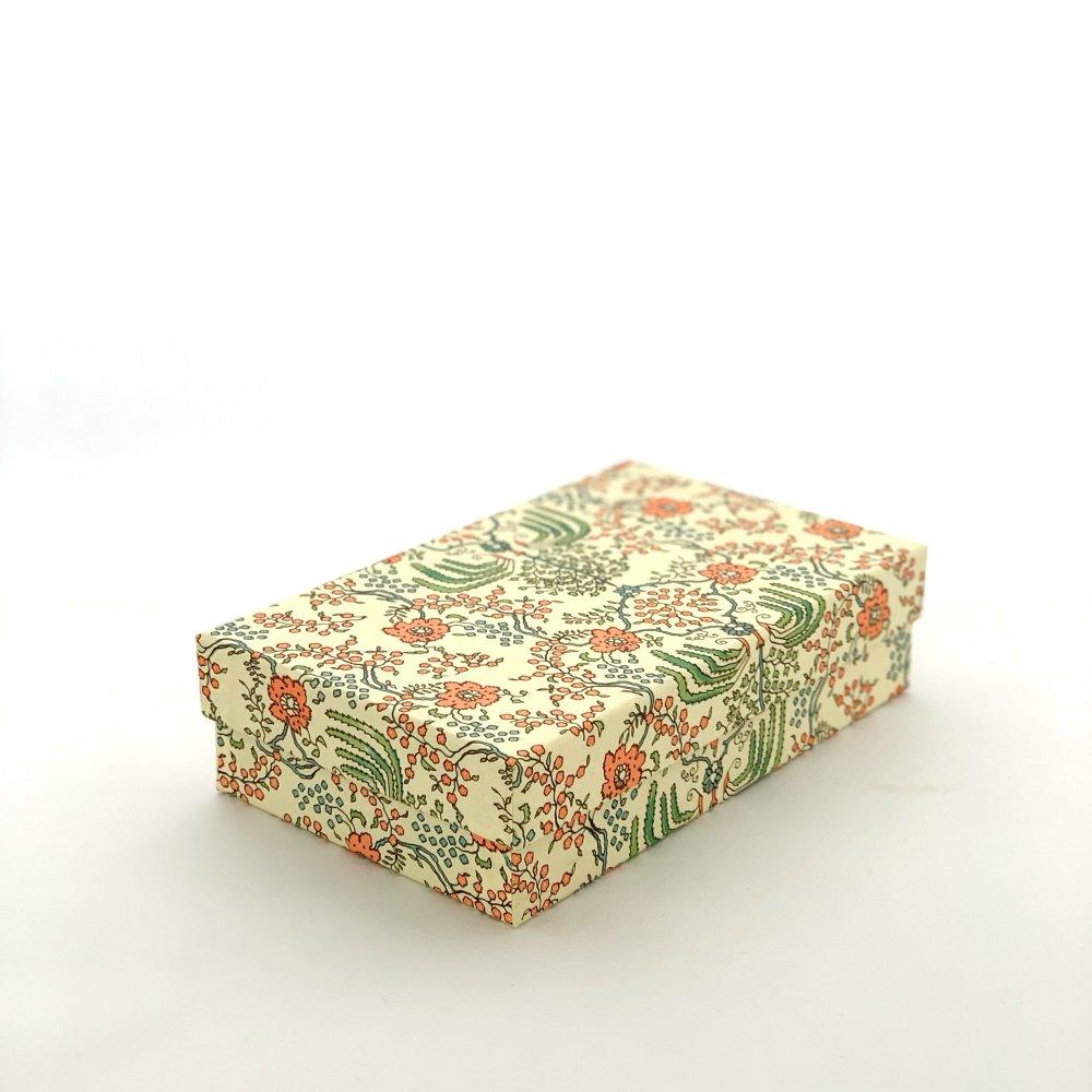 Carta Varese<br>square box LL<br>flower