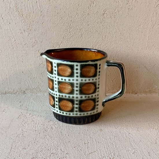 BOCH Bernadette milk pitcher<img class='new_mark_img2' src='https://img.shop-pro.jp/img/new/icons47.gif' style='border:none;display:inline;margin:0px;padding:0px;width:auto;' />