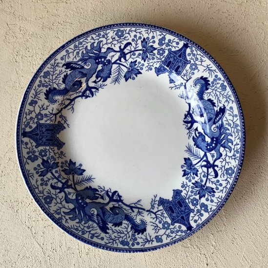BOCH DRAGON plate.a<img class='new_mark_img2' src='https://img.shop-pro.jp/img/new/icons47.gif' style='border:none;display:inline;margin:0px;padding:0px;width:auto;' />