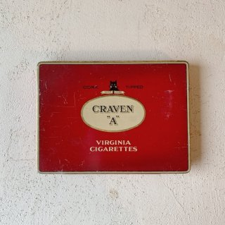 Craven A cigarettes case<img class='new_mark_img2' src='https://img.shop-pro.jp/img/new/icons47.gif' style='border:none;display:inline;margin:0px;padding:0px;width:auto;' />