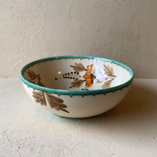 Antique pottery bowl<img class='new_mark_img2' src='https://img.shop-pro.jp/img/new/icons47.gif' style='border:none;display:inline;margin:0px;padding:0px;width:auto;' />