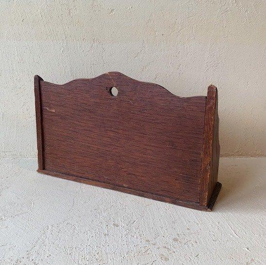 Antique letter rack