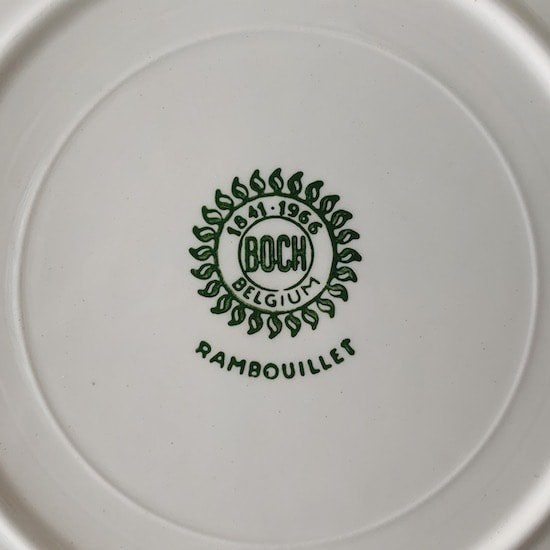 BOCH rambouillet plate.a<img class='new_mark_img2' src='https://img.shop-pro.jp/img/new/icons47.gif' style='border:none;display:inline;margin:0px;padding:0px;width:auto;' />