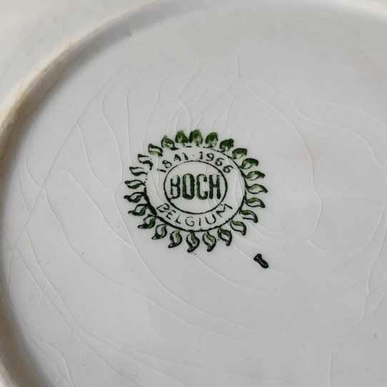 BOCH Bernadette dessert plate.e<img class='new_mark_img2' src='https://img.shop-pro.jp/img/new/icons47.gif' style='border:none;display:inline;margin:0px;padding:0px;width:auto;' />