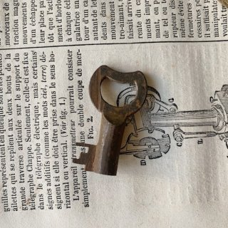 France antique key.h