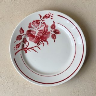 Antique rose plate.a<img class='new_mark_img2' src='https://img.shop-pro.jp/img/new/icons47.gif' style='border:none;display:inline;margin:0px;padding:0px;width:auto;' />